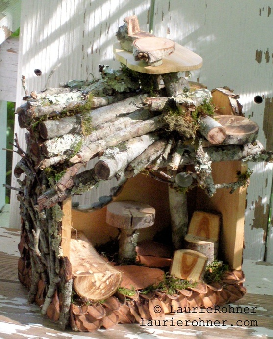 Fairy House and Fairy Furniture